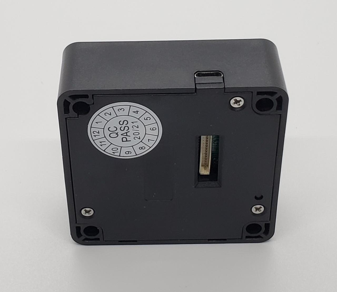 Small RFID Hidden Shelf / Cabinet Drawer Lock, 3 Keys - Gun Safes, cabinets
