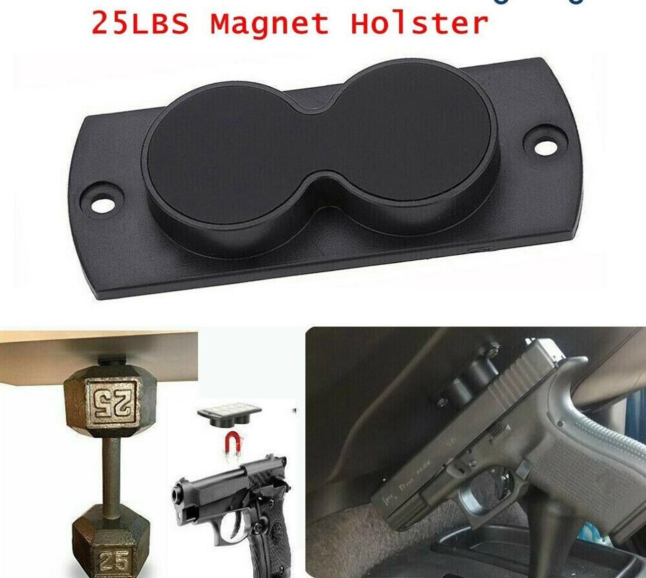 10 pcs - Gun Magnet, 25# rated - FREE SHIPPING