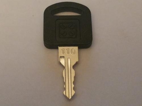 Armstrong K5-110 cut key