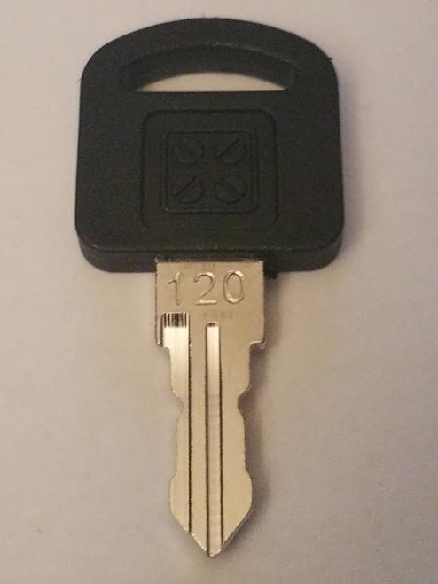 Armstrong K5-120 cut key