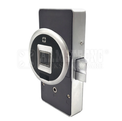 2nd Generation Reinforced fingerprint / biometric cabinet lock - G2
