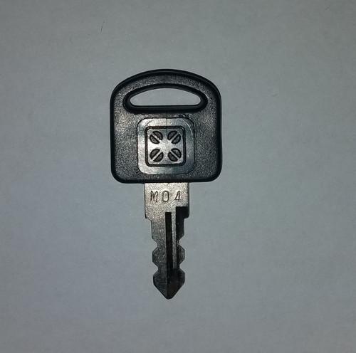 Armstrong K5-M04 master key, cut key