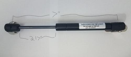 "Extension Damper - 10N/2.25lb -  7.09"" extended length"