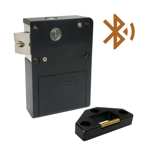 Bluetooth Electronic Hidden Cabinet Drawer latch Lock