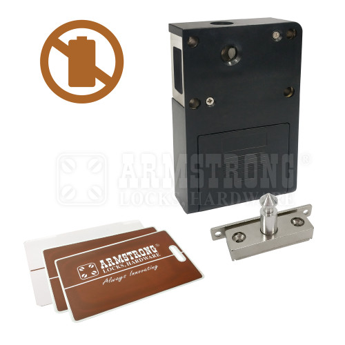 RFID Hidden Cabinet Drawer bolt Lock