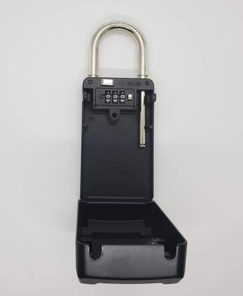4 Dial Metal Lock Box Door Hanger for Realtor - Real Estate
