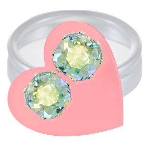 Empower-mint Cushion Bling