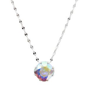 Crystal AB Marina Necklace