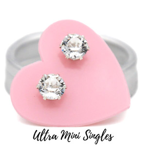 Ultra Mini Bling Singles