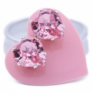 Light Pink Heart Bling