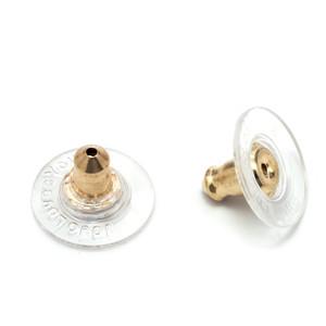 Gold Earring Backs