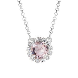 Lavender Mini Party Necklace