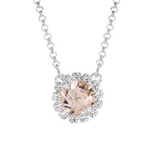 Vintage Rose Mini Party Necklace