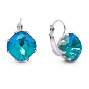 Turquoise & Caicos Leverback
