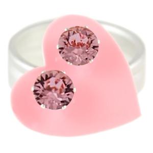 Light Pink Mini Bling