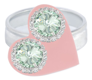 Mint Glam Party Bling