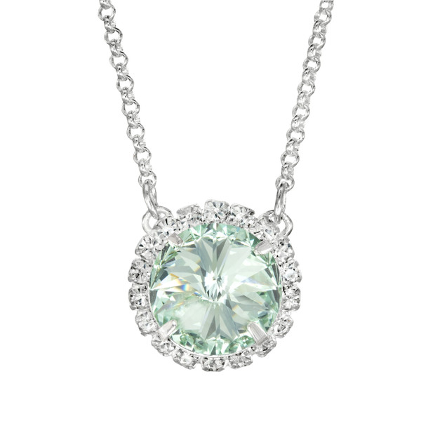 Mint Glam Party Necklace