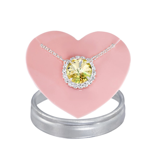 Lemonade Glam Party Necklace