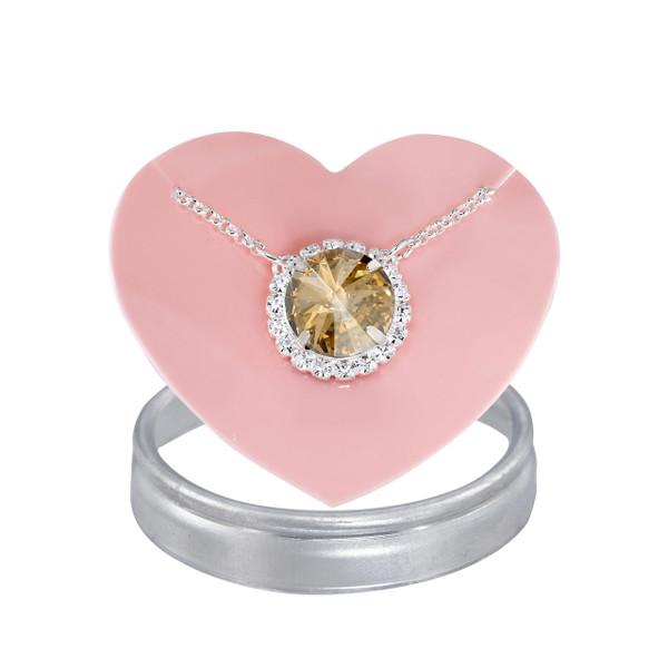 Vanilla Glam Party Necklace