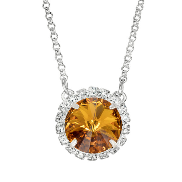 Marmalade Glam Party Necklace