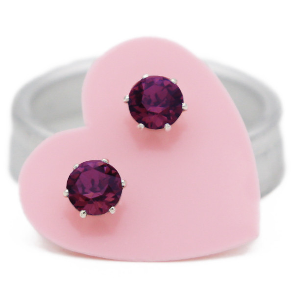Dark Purple Ultra Mini Bling