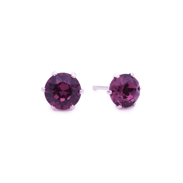 Dark Purple Ultra Mini Bling