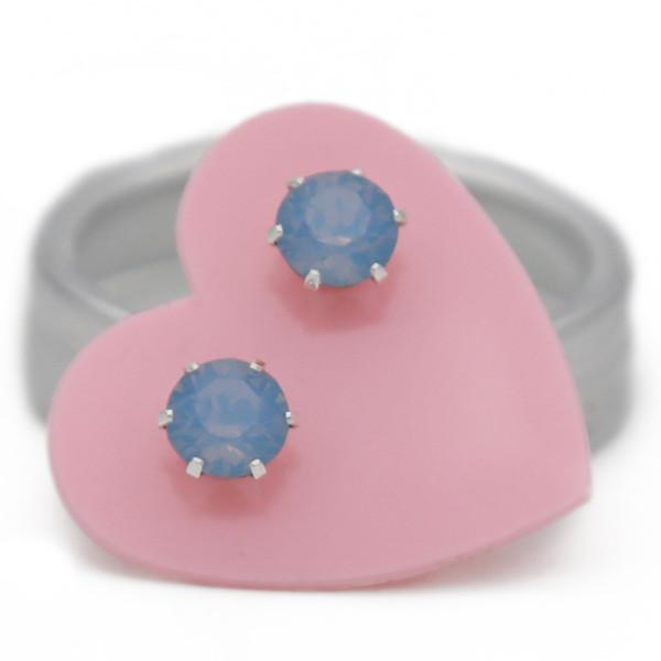 Blue Opal Ultra Mini Bling