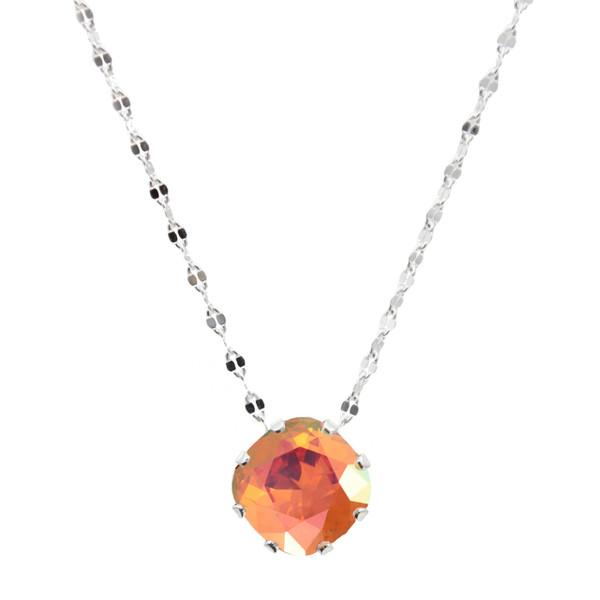 Pumpkin Spice Marina Necklace
