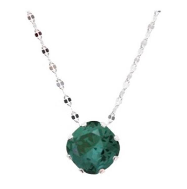 Emerald Mega Marina Necklace