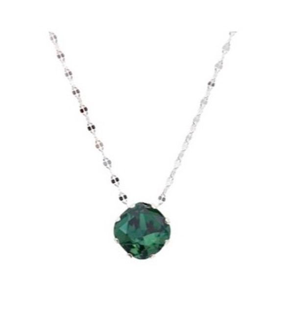 Emerald Marina Necklace
