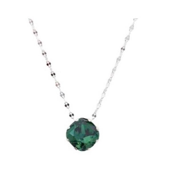 Emerald Marina Necklace