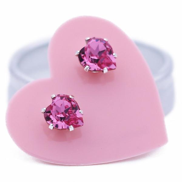 Pink Ultra Mini Heart Bling