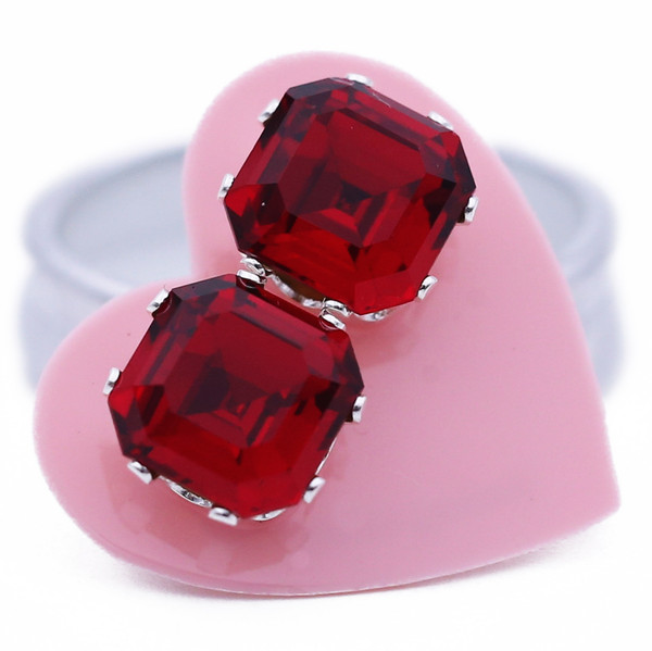 Ruby Asscher Bling