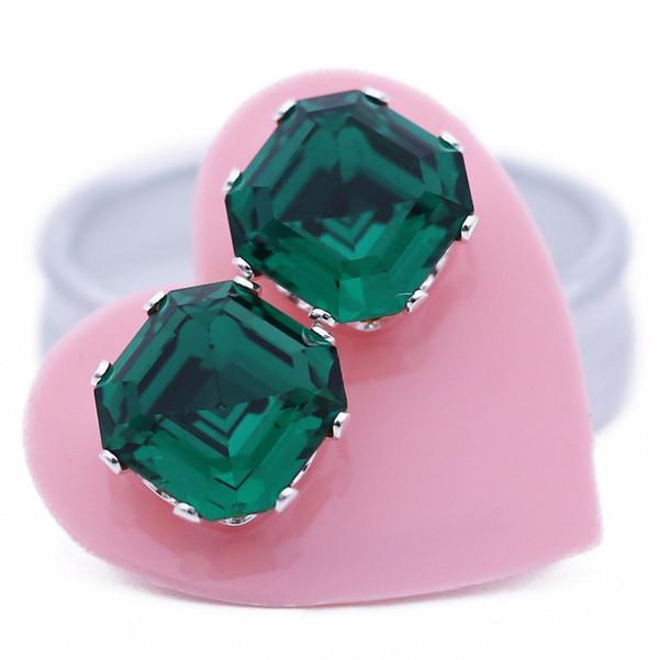 Emerald Asscher Bling