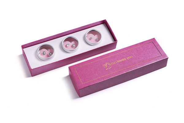Clear Gift Set