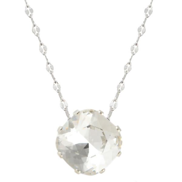 Clear Mega Marina Necklace