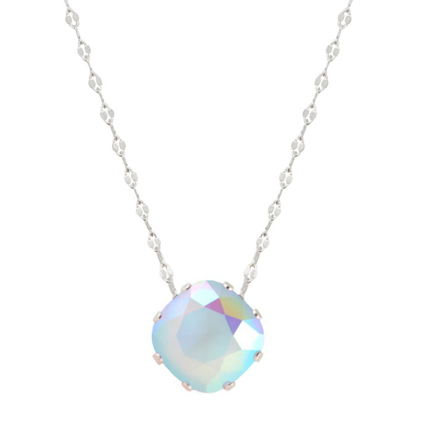 Glass Slipper Marina Necklace