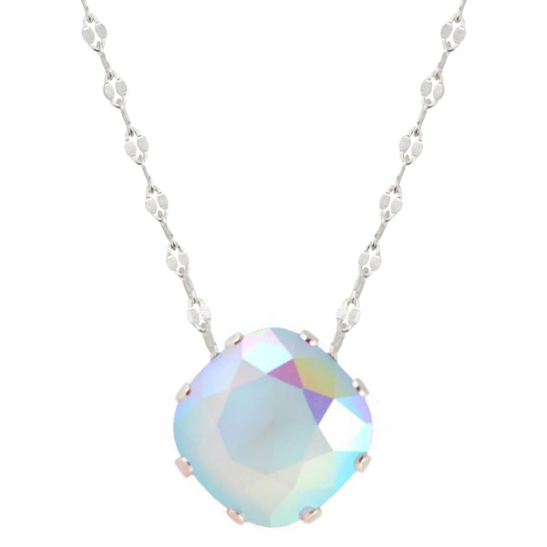 Glass Slipper Mega Marina Necklace