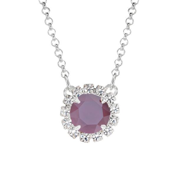 Merlot Mini Party Necklace