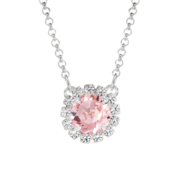 Light Pink Mini Party Necklace