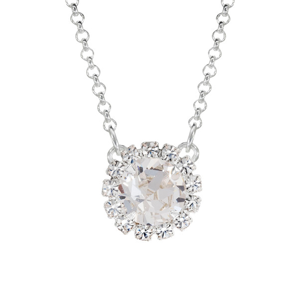Clear Mini Party Necklace