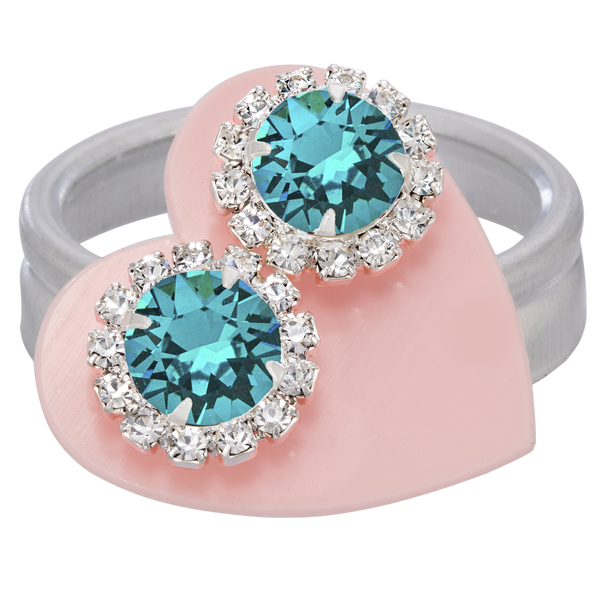 Turquoise Mini Party Bling