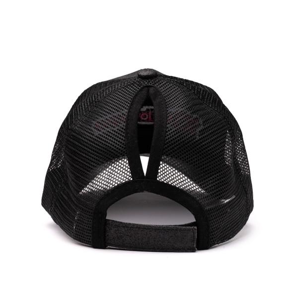 Black Sparkle JoJo Logo Hat