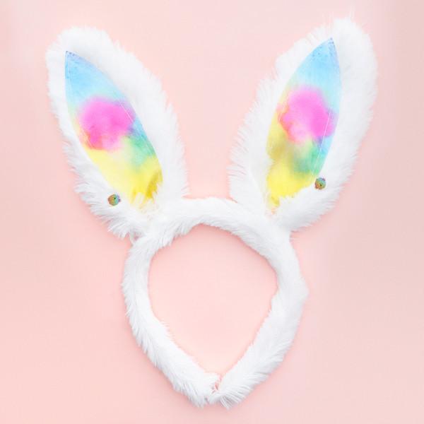 Rainbow Sorbet Mini Cushion