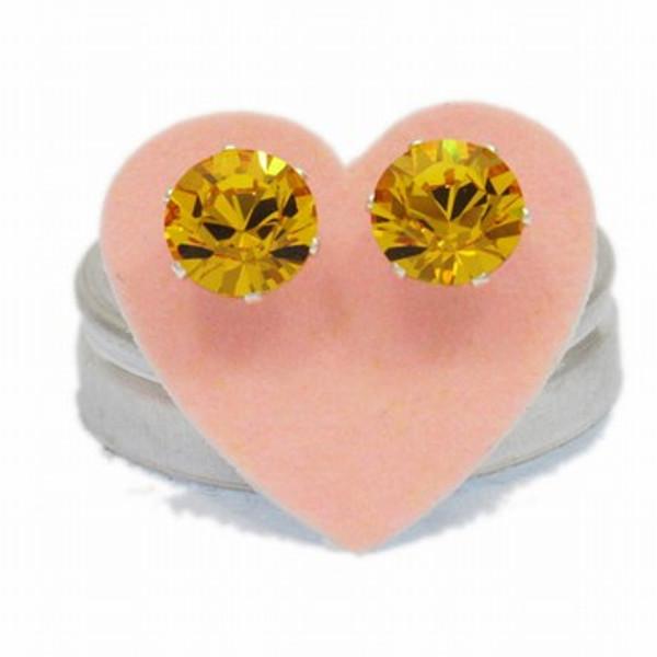 Bright Yellow Mini Bling