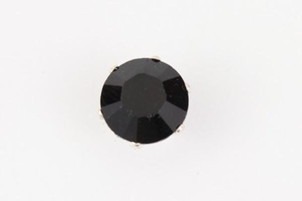 Flat Black Mini Bling