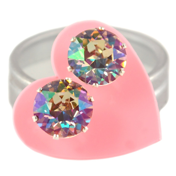 Topaz with Pink Bling