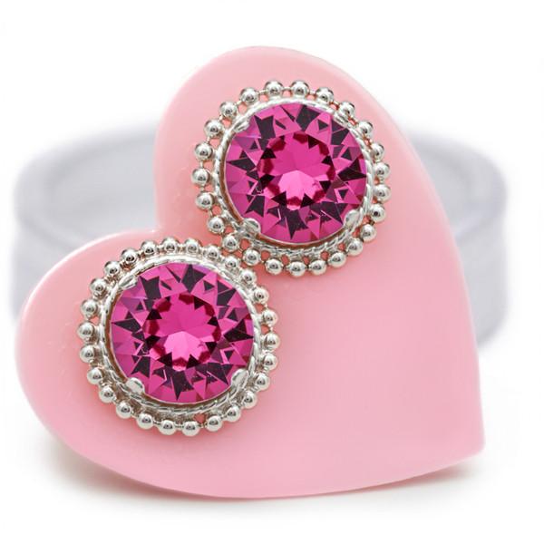 Pink Chain Mini Bling