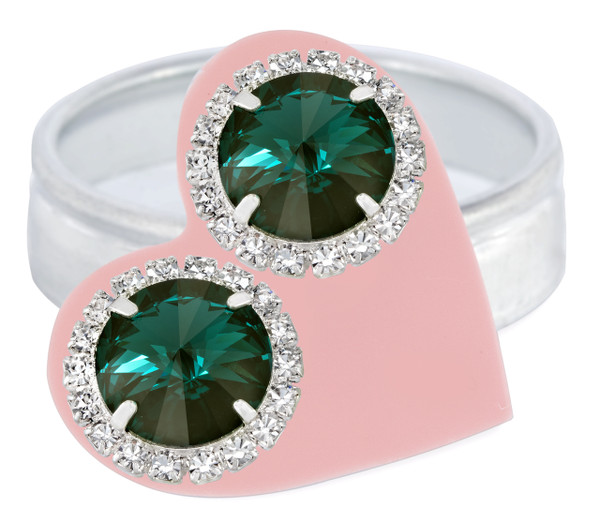 Emerald Glam Party Bling