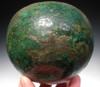 NE183 -   RARE CAST ANCIENT NEAR EASTERN BRONZE CEREMONIAL OFFERING BOWL WITH WITH SPECTACULAR PATINA